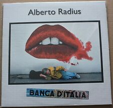 ALBERTO RADIUS - Banca d'Italia - LP VINILE 2013 SIGILLATO