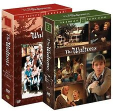 The Waltons - The Complete Seasons 1  2 (DVD, 2009, 10-Disc Set)