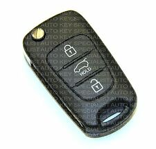 Hyundai 3 Button Genuine Remote Key Fob 433MHz -I20  95430-1J000