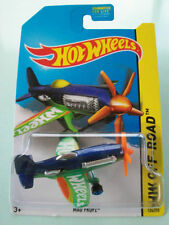 Hot Wheels Plastic Diecast Aircraft & Spacecraft