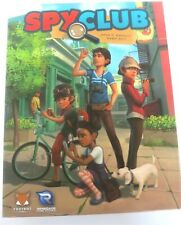 SPY CLUB BOARD GAME COMPLETE RENEGADE GAMES