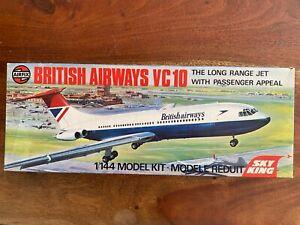 AIRFIX 1/144 04171-3 Series 4 Sky King Series British Airways VC 10 Model Kit