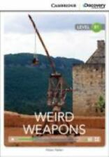 Weird Weapons Intermediate Book with Online Access by Helen Parker (2014,...