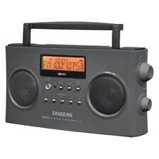 Sangean PR-D15 FM-Stereo RDS (RBDS) / AM Digital Tuning Portable Receiver