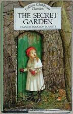 THE SECRET GARDEN ~ FRANCES HODGSON BURNETT ~ ILLUSTRATED BARBARA BROWN ~ HC