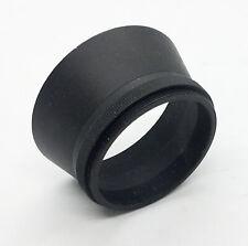 Metal lens hood for Jupiter-9, Mir-1, Tair-11 Made in the USSR 49x0,75mm screw