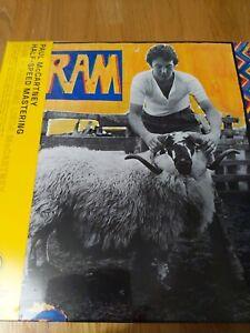 Paul & Linda McCartney: Ram LP Vinyl Limited Edition New Sealed 2021