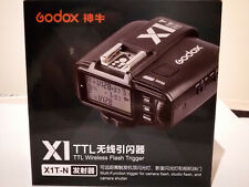 Godox - transmetteur radio X1T-N pour Nikon - neuf