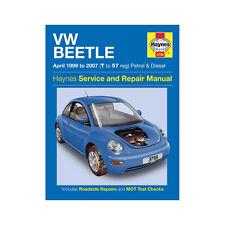 [3798] VW Beetle 1.4 1.6 1.8 2.0 Petrol 1.9 Diesel 99-07 (T to 57 Reg) Haynes Ma