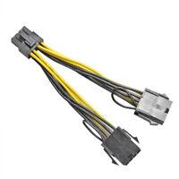 9PCS For NVIDIA GPU Power Cable 030-0571-000 (Tesla K80 M60 M40 P100 V100) Cdsz