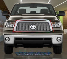 Fedar Dual Weave Mesh Grille Insert For 2010-2013 Toyota Tundra