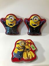 Boston America Candy Tin - MINIONS -Stuart Vampire/ Bananas- (Despicable Me)