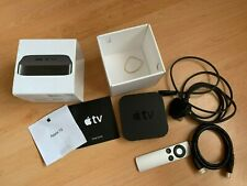Apple TV (3rd Generation) media player; Apple Remote