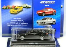 Kyosho 1/64 Rotary Engine Collection Mazda RX-8 Black