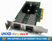 Mellanox ConnectX-3 EN CX312A Dual Port 10 Gigabit Ethernet MCX312A-XCBT