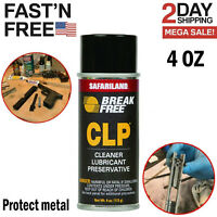 Gun Solvent CLP Cleaner Lubricant Preservative Metal Cleaning Aerosol Spray