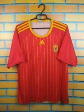 Spain soccer jersey 2XL 2005 2007 home shirt football Adidas