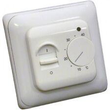 Underfloor Heating White Thermostats
