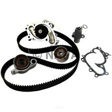 Engine Timing Belt Kit with Water Pump-DOHC, Eng Code: 3MZFE, 24 Valves