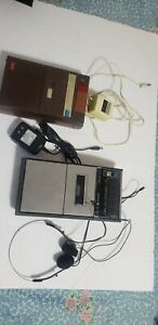 Vintage General Electric GE Tape Cassette Player Recorder M8450A - and lafayette