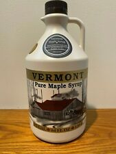 1/2 Gallon of Vermont Maple Syrup: Pure Grade A Amber, FREE SHIPPING!
