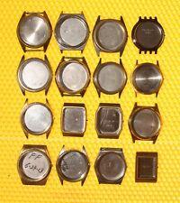 [Lot of 16] Men's Vintage SEIKO Watch Case <P/R>