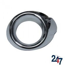 FOG LIGHT BEZEL CHROME TRIM RING LEFT COMPATIBLE WITH FORD FORD FOCUS 2011-2014