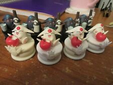 Clamp Chess Pieces Large Lot No books