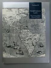 Fine Antique Maps, Atlases & Globes, Martayan Lan Bookseller's Catalogue 10