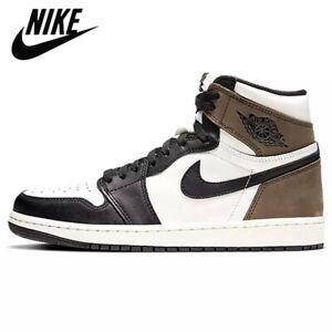Original Nike Air Jordan 1 Retro Dark Mocha (555088-105)