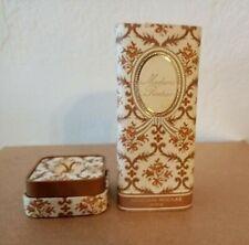 coffret  vide pour Madame Rochas- Parfum-  en très bon état- années 60 -