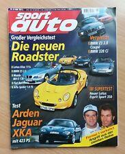 Sport Auto 5/1999 - Lotus Esprit Sport 350 - Arden Jaguar XKR - Cobra - Elise
