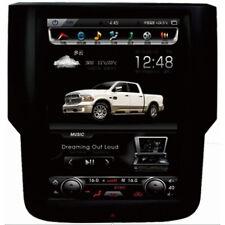 "Android 7.1 Tesla screen 10.4"" Car radio GPS Navigation for Dodge RAM 2014-2018"