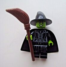 LEGO WICKED WITCH with Broom Minifigure Wizard of Oz 70917 Figure