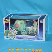 Cinderella - Pumpkin Carriage Pop! Rides Vinyl Figure #78