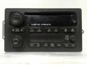 Audio Equipment Radio AM-FM-stereo-MP3-single CD Fits 05-12 CANYON 1333384