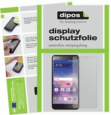 6x LG Premier Pro L413DL Screen Protector Protection Anti Glare dipos