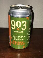 903 Irish Cream Flavord Golden Milk Stout Craft Brew Beer Can