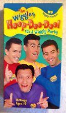 The Wiggles - Hoop-Dee-Doo! (Prev. Viewed VHS, 2006)