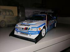 Coche Rally Peugeot 405 T16 1:18 Nuevo