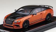 1/43 True Scale TSM Bentley Continental SuperFast from 2017 Orange  430280