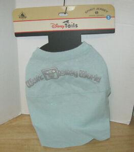 Disney Parks Tails ~ Walt Disney World Small Spirit Jersey Arendelle Aqua ~ NWT