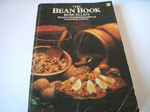 The Bean Book by Elliot, Rose Paperback Book The Cheap Fast Free Post