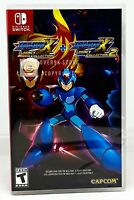 Mega Man X Legacy Collection 1+2 - Nintendo Switch - Brand New | Factory Sealed