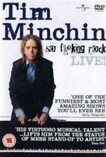 Tim Minchin so F King Rock Live 5050582586923 DVD Region 2