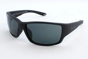 Bolle Kayman 12366 Sunglasses - Matte Black/TNS