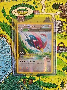 Pokemon: Unfezant 81/108 - Rev Holo - Roaring Skies - 2015 - Uncommon - LP