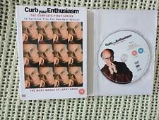 Curb Your Enthusiasm - Series 1 & Special - Complete (DVD, 2004, 3-Disc Set)