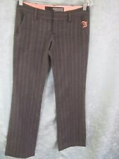 """Guess Striped Pants Juniors Size 24"""" Stretch Fabric"""