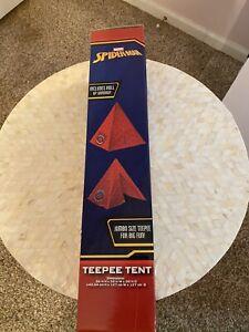 Marvel Spider-Man Teepee Tent